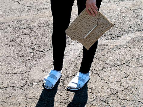 Birkenstock Sandals with Socks