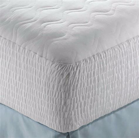 futon pad beautyrest top mattress pad soft cotton protector cover