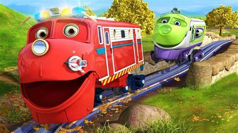 Chuggington Train Full Episode 🚆 Funny Cartoons And Video