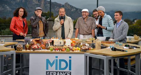 En Direct Sur France 3 Dans L'émission Midi En France 27