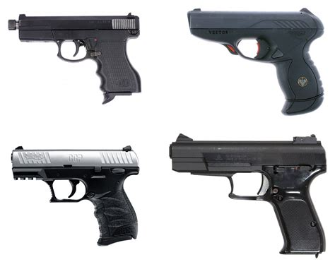 Working systems: delayed-blowback firearms   all4shooters