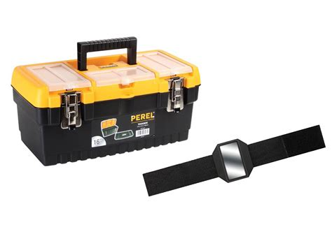 werkzeugkiste leer kunststoff werkzeugkiste kunststoff mit ablage easy work magnet werkzeugkasten leer box kaufen bei