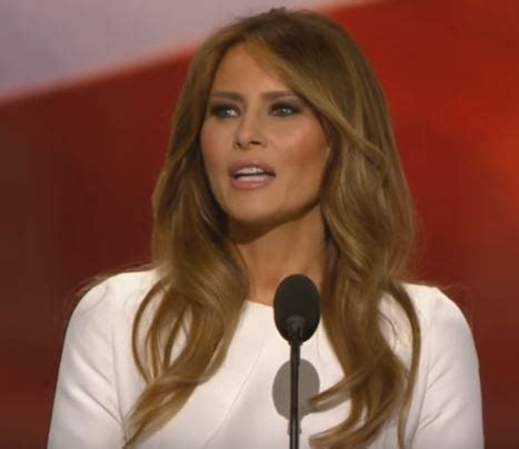 Did Melania Trump Copy Michelle Obama's Words?
