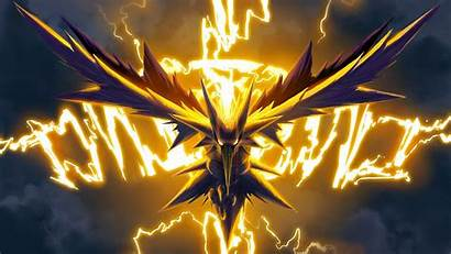 Pokemon Wallpapers Zapdos Epic Legendary Moltres Cool
