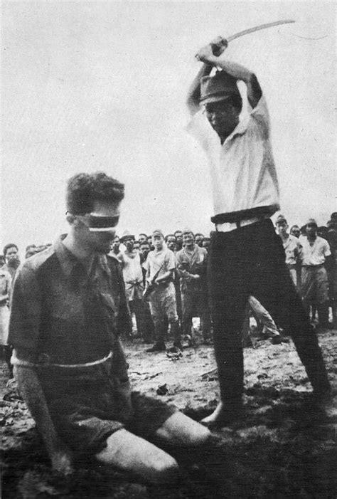 Crímenes de guerra japoneses | Segunda Guerra Mundial
