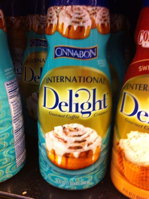 If you guys know anything about me, it's that i loooove my cold brew. Cinnabon coffee creamer. I don't even know what to say. | Cooking recipes, Cinnabon, Coffee creamer