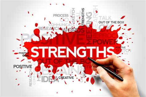 Skills And Strengths For A by What Is Your