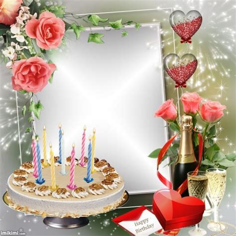 image result  personalized happy birthday picture frame