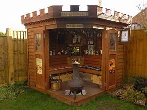 Shed of the year 2015 in pictures telegraph for Best shed company