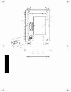 Siemens Milltronics Hydroranger 200 Enclosure Instruction