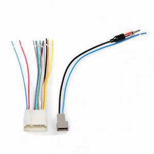 Car Stereo Wiring Harness  U0026 Antenna Adapter Cable Fits