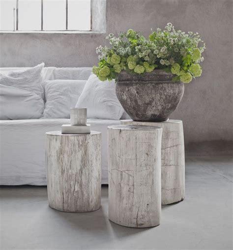 1001 id 233 es table en rondin de bois un tronc peut en cach 233 un autre