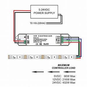 Rgb Led Wiring Diagram