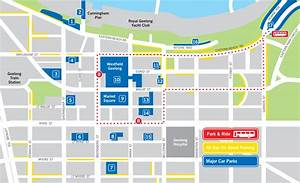Parking Options In Central Geelong