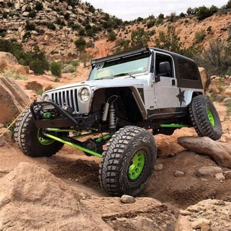 jeep jk rock crawler 2005 jeep wrangler unlimited rubicon supercharged built