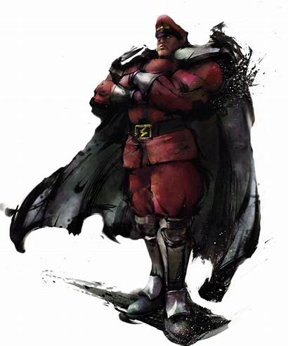 Fighter Street Bison Characters Mighty Lee Rock