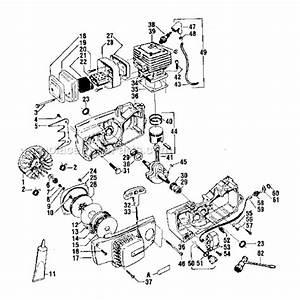 Craftsman 358 354831 Parts List And Diagram