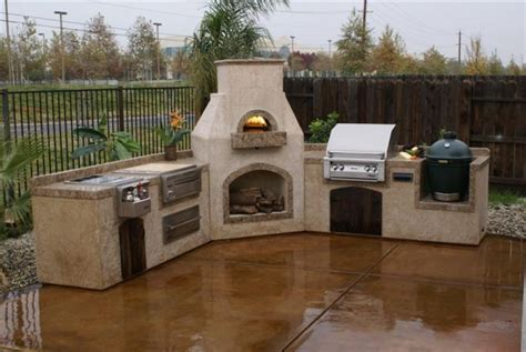 premade kitchen islands outdoor oven home brew forums