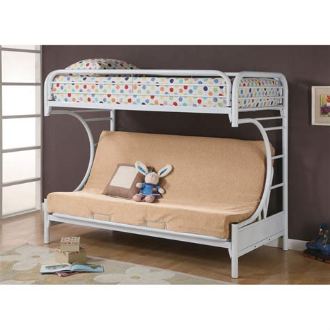 double bunk sofa bed c futon bunk bed metal frame only mattress depot