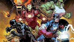 Marvel Comics Reveals Their New AVENGERS Superhero Roster