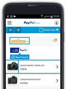 Abrechnung Pay Online : m commerce mobile commerce paypal de ~ Themetempest.com Abrechnung