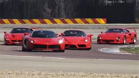 F50 Top Gear by Laferrari F40 F50 And Enzo Top Gear