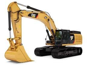 cat excavators paving road building houston and southeast