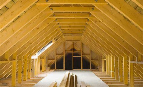unfinished attic storage organization ideas