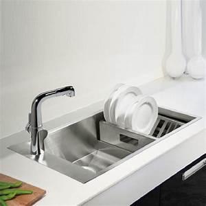 Kohler Geog 1 0 Bowl Stainless Steel Kitchen Sink - 3746T