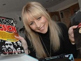 Brave singer Sarah Collins bounces back after brain tumour ...