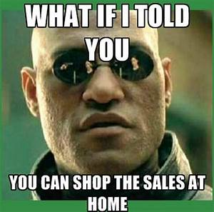 The January sales in memes Rex London blog