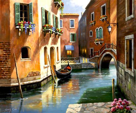 venetian tile mural creative arts