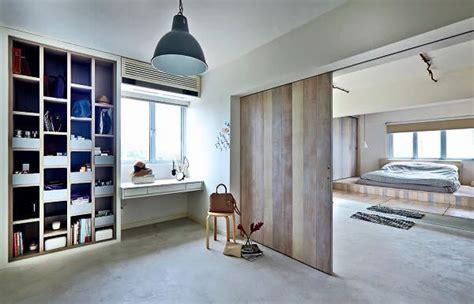loft style spaces  hdb flat homes home decor singapore