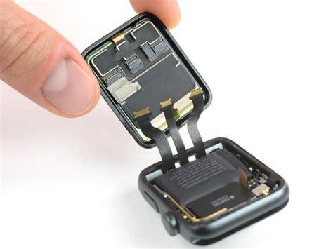apple  series  display replacement ifixit repair guide