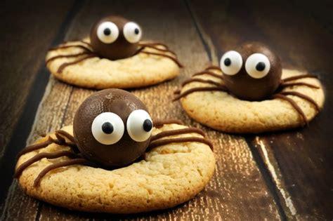 lustige kekse backen spinnen kekse rezept gutekueche at