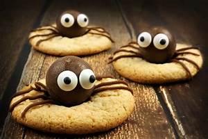 Kekse Backen Rezepte : halloween spinnen kekse rezept ~ Orissabook.com Haus und Dekorationen