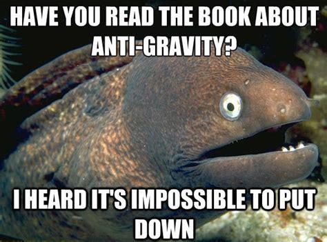 Bad Joke Eel Meme - horrible jokes bing images