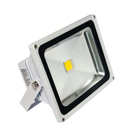 irradiant 1 white led day light white outdoor wall