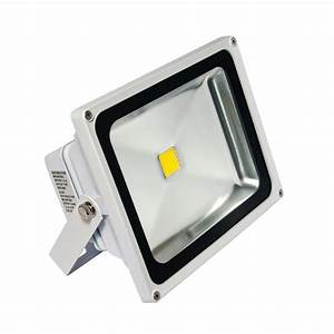 Irradiant head white led day light outdoor wall mount flood fl wh the