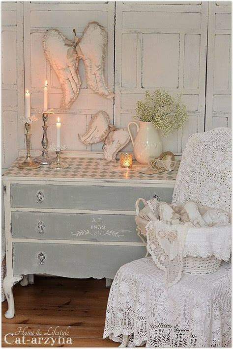 gold shabby chic furniture 1000 ideas about white painted dressers on pinterest