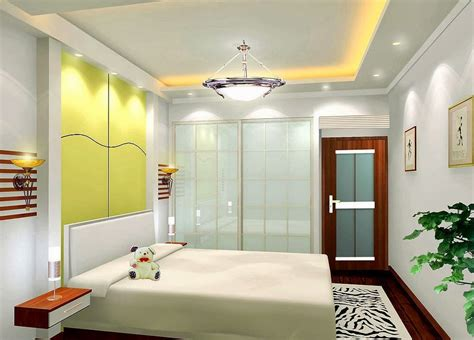 Ceiling Design Ideas For Small Bedrooms (10 Designs