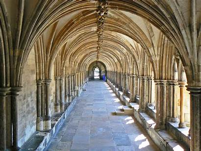 Norwich Cathedral Cloisters Architecture Catholic Cathedrals Facts