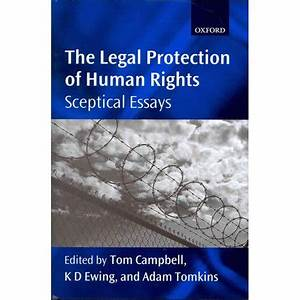 The Legal Protection of Human Rights: Sceptical Essays ...