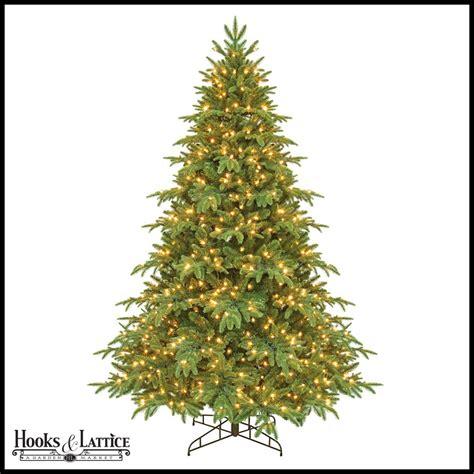 9 5 ft asheville pre lit fir artificial christmas tree w