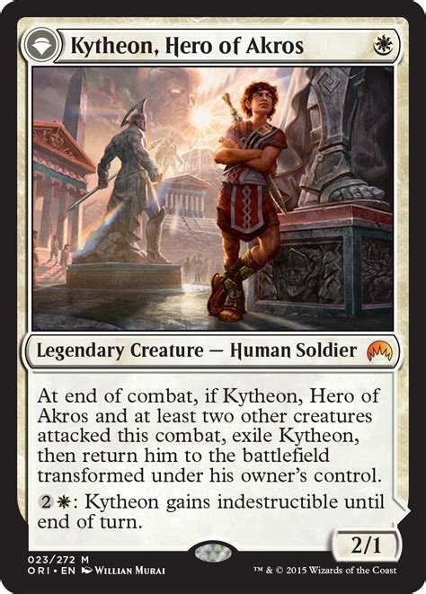 magic the gathering unveils gideon battle forged news
