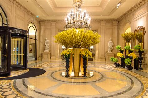 Top 10 World's Best Hotel Lobby Designs – Design Limited