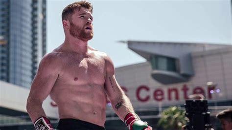 canelo alvarez training motivation  fight
