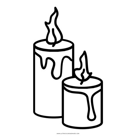 candele da colorare candele disegni da colorare ultra coloring pages