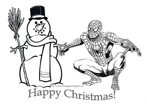 christmas avengers coloring pages print coloring