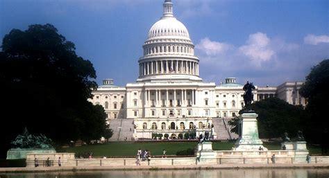 O Leme - Imagens dos E.U.A. - Washington D.C. - Capitólio